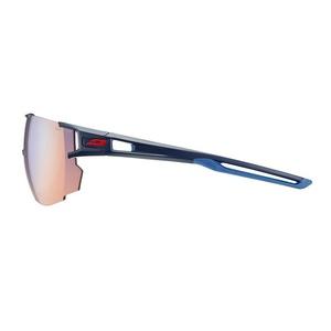 Przeciwsłoneczna okulary Julbo AEROSPEED ZEBRA LIGHT RED dark blue/dark blue/orange, Julbo