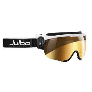 Narciarskie okulary Julbo Sniper L Zebra white, Julbo
