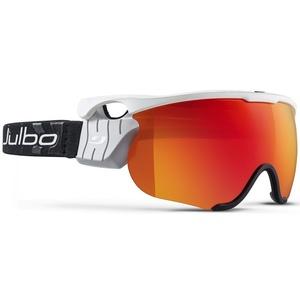 Narciarskie okulary Julbo Sniper M Cat 2 white/grey, Julbo