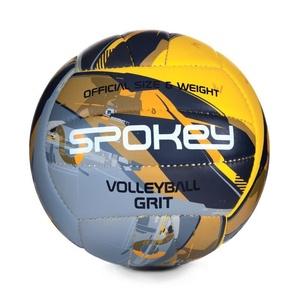 Do siatkówki piłka Spokey GRIT szaro-żółty č.5, Spokey