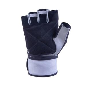 Fitness rękawice Spokey GANT II czarno-biały, Spokey