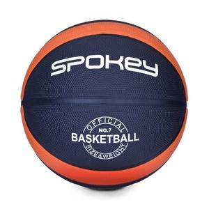 Koszykarski piłka Spokey DUNK niebieski rozmiar 7, Spokey
