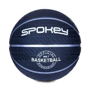 Koszykarski piłka Spokey MAGIC niebieski z białym, rozmiar 7, Spokey
