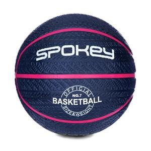 Koszykarski piłka Spokey MAGIC niebieski z różowy, rozmiar 7, Spokey