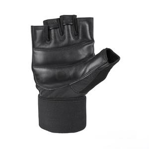 Fitness rękawice Spokey GUANTO II czarne, Spokey