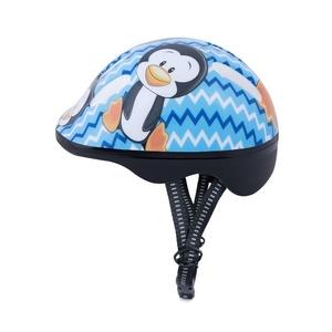 Dziecięca rowerowa kask Spokey PENGUIN 44-48 cm, Spokey