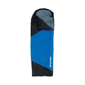 Śpiwór worek Spokey ULTRALIGHT 600 II czarny / niebieski, lewe zapięcie, Spokey