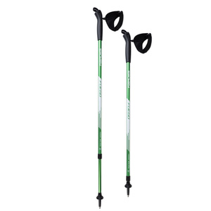 Hole Nordic Walking Spokey FUEGO 2-dílné, system anti-shock , Spokey