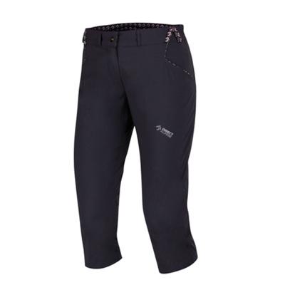 Na wolnym powietrzu spodnie IRIS Lady 3/4 antracyt, Direct Alpine