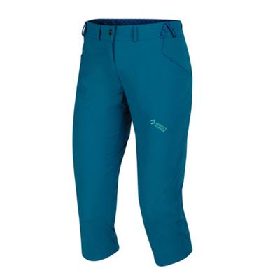 Na wolnym powietrzu spodnie IRIS Lady 3/4 benzyna / mentol, Direct Alpine