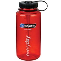 Butla Nalgene Szeroki Mouth 1l 2178-2023 red, Nalgene