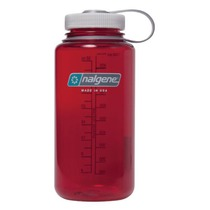 Butla Nalgene Szeroki Mouth 1l 2178-2042 outdoor red, Nalgene