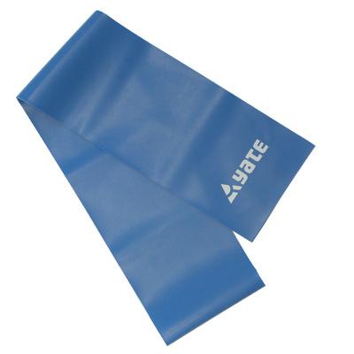 Czwiczący pas Fit Band 120X12cm, mocny, niebieski, Yate