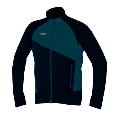 Bluza Direct Alpine Gavia black/petrol , Direct Alpine
