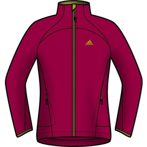 Bluza adidas Hiking 1Side Fleece W O05909, adidas