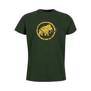 Męskie koszulka Mammut Logo T-Shirt Men (1017-07295) las