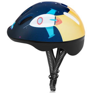 Dziecięca rowerowa kask Spokey SPACE 49-56 cm, Spokey