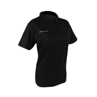 Koszulka Tempish Teem 2 Polo Lady czarna, Tempish