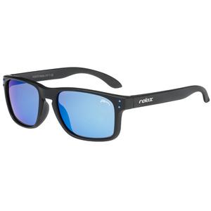 Dziecięce przeciwsłoneczne okulary RELAX Melite białe R3067D, Relax