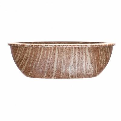 Miska Alb Kolekcja Wood 0600, ALB