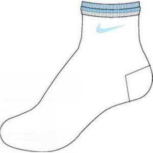 Skarpety Nike Femme SX0962-143, Nike