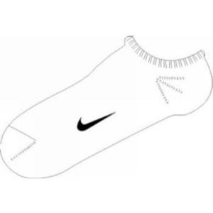 Skarpety Nike Ankle Femme Blue SX1430-103