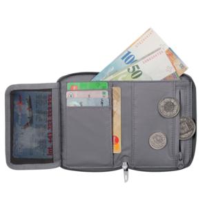 Portfel MAMMUT Zip Wallet Smoke 0213, Mammut