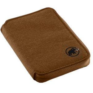 Portfel MAMMUT Zip Wallet mélange Drzewny, Mammut