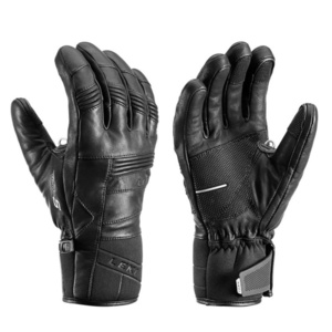 Rękawice LEKI Progresywny 8 S 649815301 black, Leki