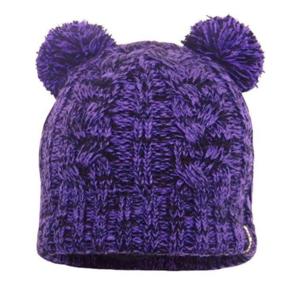 czapka DexShell Children Beanie Pom Pom Purple, DexShell