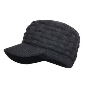 czapka DexShell Peaked Beanie Black, DexShell