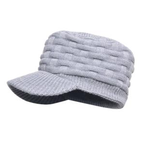 czapka DexShell Peaked Beanie Grey, DexShell