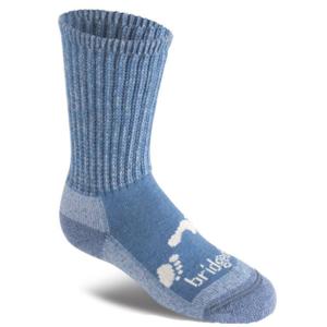 Skarpety Bridgedale Hike All Season Junior Merino Comfort Boot storm blue/450, bridgedale