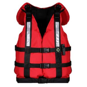 do pływania kamizelka Hiko X-TREME RAFT 10500 czerwona, Hiko sport