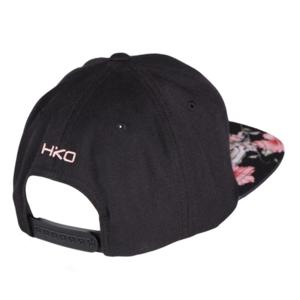 Czapka z daszkiem Hiko różowa 97200, Hiko sport