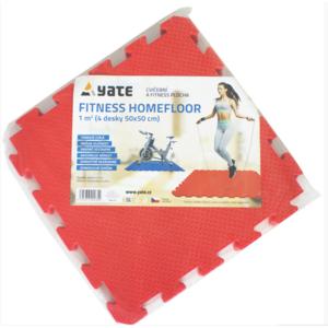Podkładka Yate Fitness Homefloor SET 4 szt / opakowanie, Yate