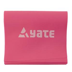 Fitband Yate 200x12cm średnio stałe / czerwone, Yate