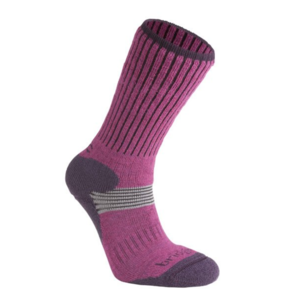 Skarpety BRIDGEDALE XC Classic Womens Purple, bridgedale