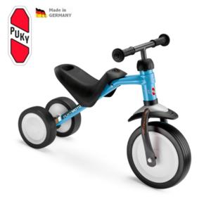 Trójkołowy rowerek PUKY Moto niebieska, Puky