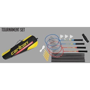 Zestaw do badmintona CARLTON Tournament 4 Set 113465, Carlton