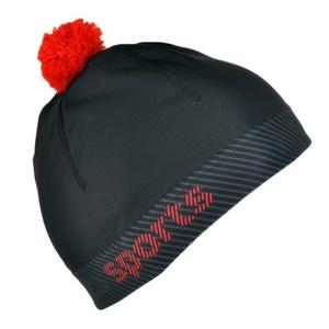 czapka Silvini PALA UA1127 black-red, Silvini