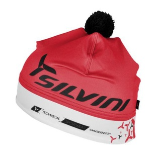 czapka Silvini PALA UA731 red, Silvini