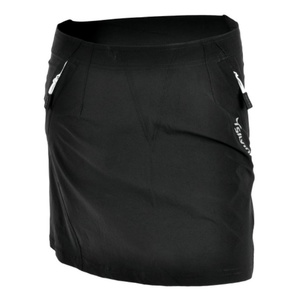 Damska rowerowa spódnica Silvini INVIO WS859 black-white, Silvini