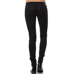 Spodnie Mavi Liv Black coated str, MAVI