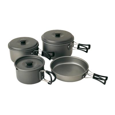 Campingaz 202030 Campingowa zestaw naczynia z aluminiowy, Campingaz