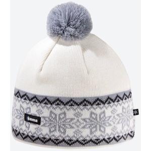 Dzianinowy Merino czapka Kama A116 101, Kama