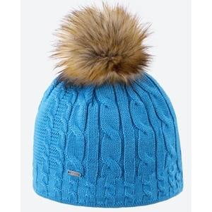 Dzianinowy Merino czapka Kama A121 115