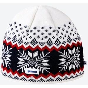 Dzianinowy Merino czapka Kama A137 101