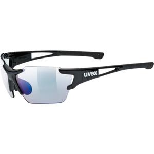 Sportowe okulary Uvex SPORTSTYLE 803 SMALL RACE VM, Black (2203), Uvex