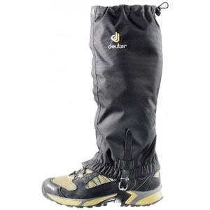Ochraniacze na buty DEUTER Boulder Gaiter Long black, Deuter